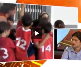 El Campus Víctor Luengo y la Escuela Lena Esport - Padre Catalá en TV