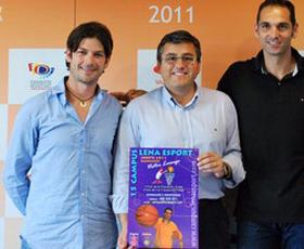 Presentación Oficial del 15º Campus Lena Esport-Víctor Luengo