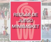 Reglas Minibasquet