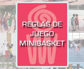 Reglas Minibasket 2013/2014