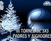 III Torneo 3x3 Navidad CPPC