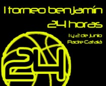 I Torneo Benjamín 24h