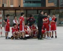 Cadete vs San Pedro Pascual