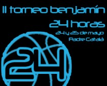 II Torneo Benjamín 24 horas