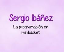 La programación en minibasket