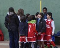 Alevín vs Escuelas Pías