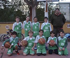 Benjamín vs Valencia Basket