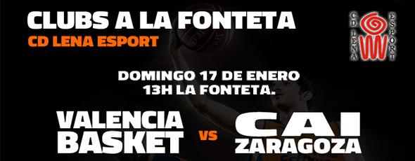 El club visita al Valencia Basket