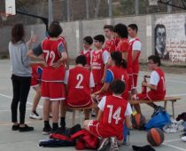 Infantil vs San Pedro Pascual