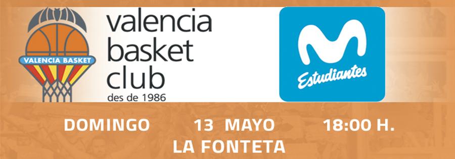 Visita al Valencia Basket