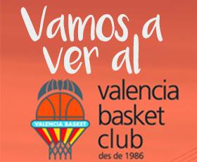 Vamos a ver al Valencia Basket