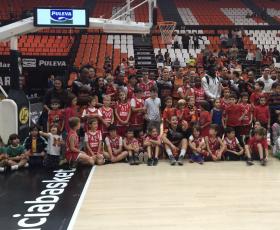 Visitamos al Valencia Basket